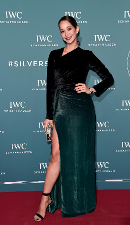 Checkout Celebs That Glittered at Geneva's SIHH 2019 Red Carpet 3