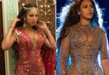 EVERYTHING YOU NEED TO KNOW ABOUT BEYONCE'S INDIAN LOOKS AT #AMBANIWEDDING