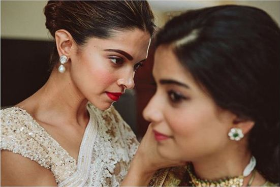 Deepika Turns Bridesmaid In Real Life 1