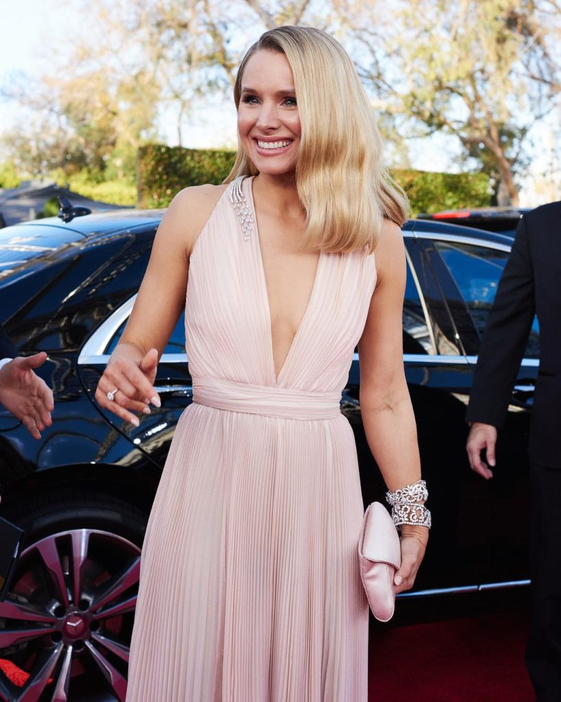 11 Fabulous Jewellery Moments From Golden Globe Awards 2019