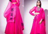 "SONAM'S LEHENGA FOR THE #AMBANIWEDDING HAD HER NAME AND IT LOOKED ""AK-OK"""