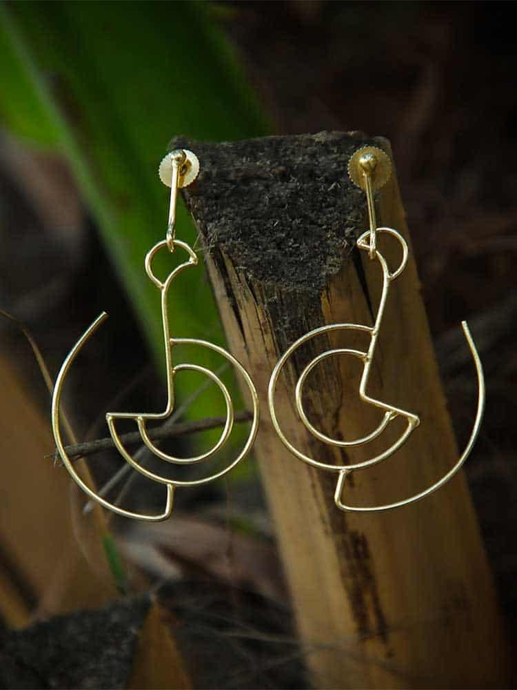 Stylish Earrings For Office Parties 1