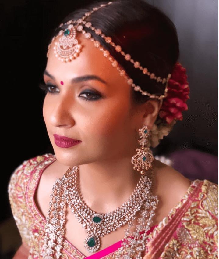 Soundarya Rajnikanth Gives Bridal Jewellery Goals At Her Wedding 3