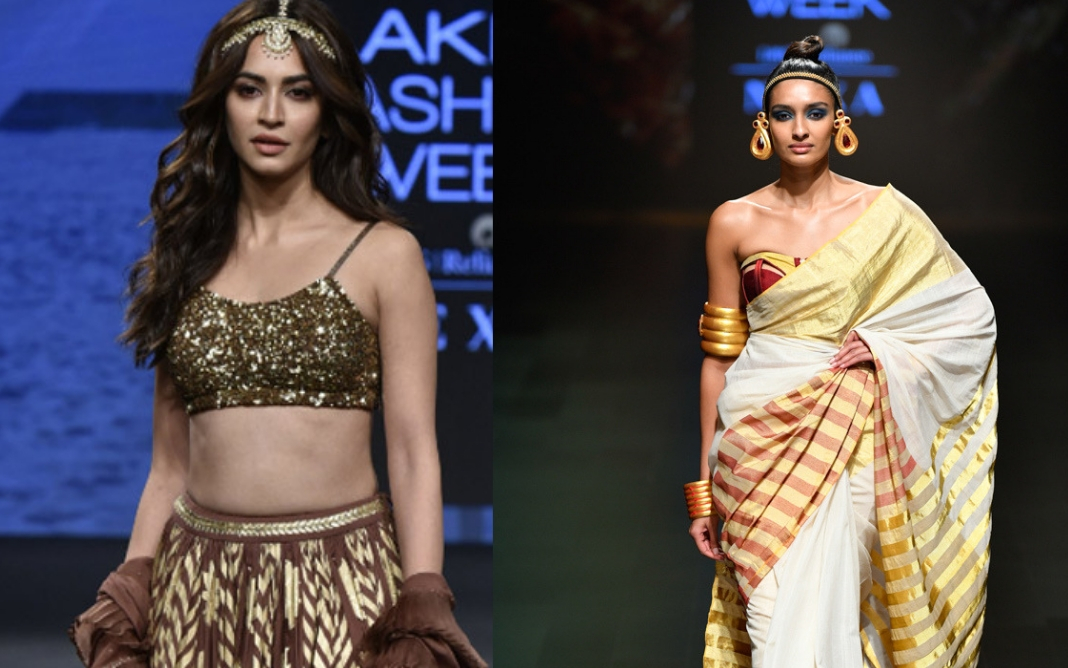 Major Jewellery Goals At Lakme India Fashion Week 2019 Zerokaata Studio