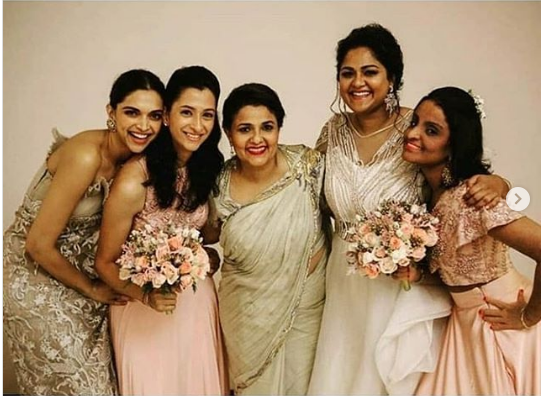 Deepika Turns Bridesmaid In Real Life 3