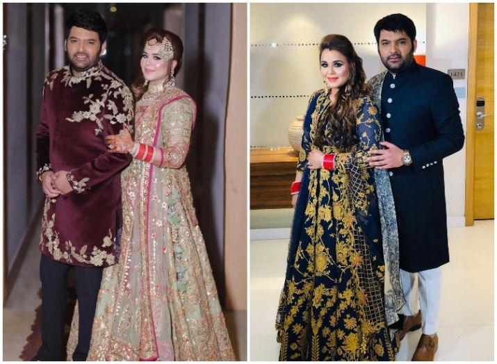 Inside Pics Of Kapil Sharma and Ginni's 3rd Wedding Reception 3