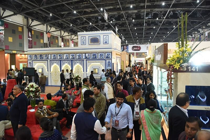 Highlights Of 15th Jaipur Jewellery Show 3