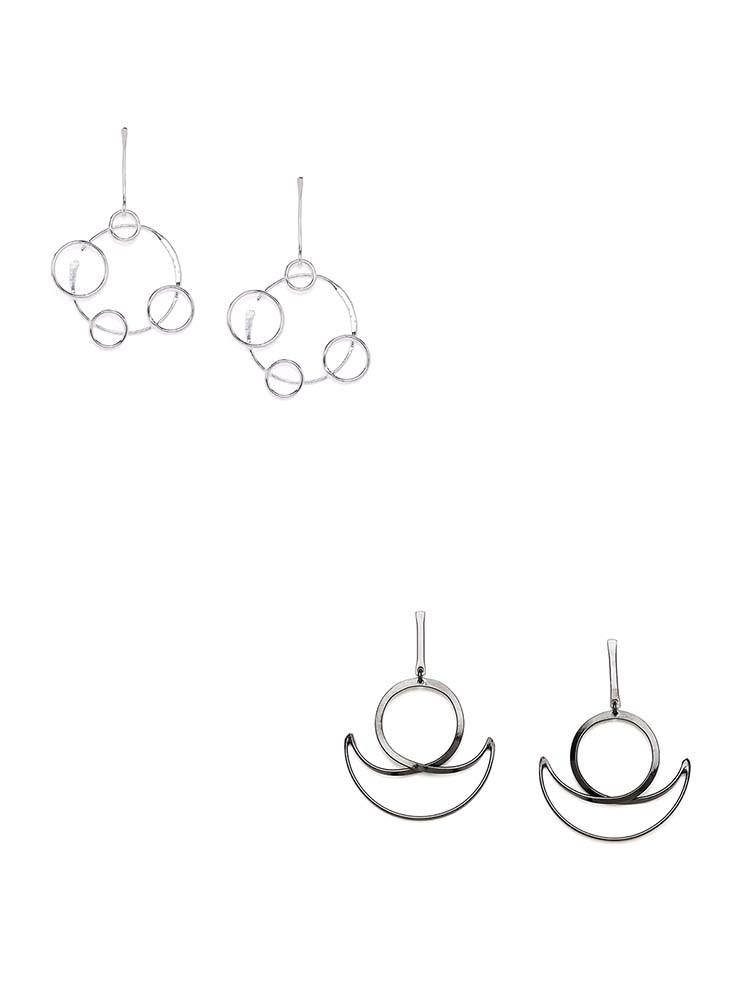 office earrings