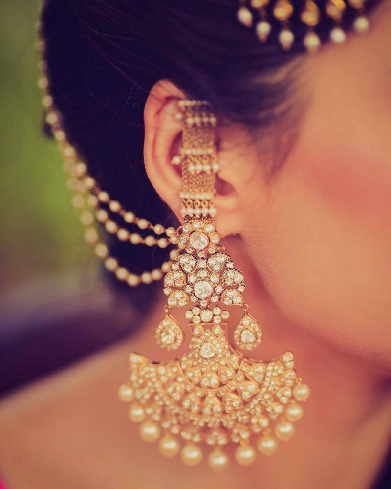 9 Wedding Earrings Inspiration Every Bride Must Take A Look At