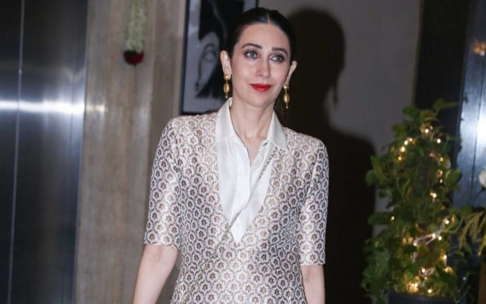 """Karishma Kapoor's latest look will make you say """"SOHNI KITNI SOHNI HAI"""""""