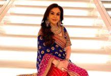 Nita Ambani's latest wedding look will inspire you