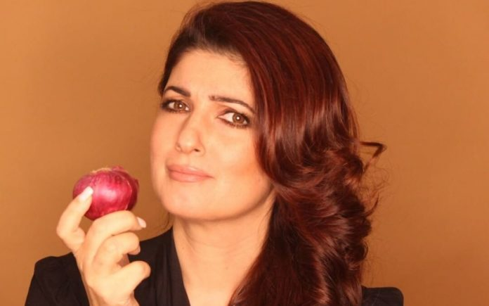 OH MY ONION!! Did Akshay Kumar really gift Onion Earrings to Twinkle Khanna?