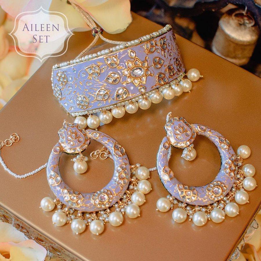 15 Meenakari Jewellery Designs We Can't Get Over