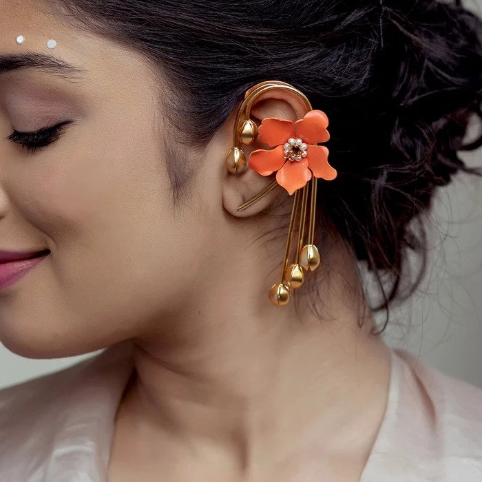 These Mogra Flower Jewellery Pieces Are Making Our Hearts Bloom