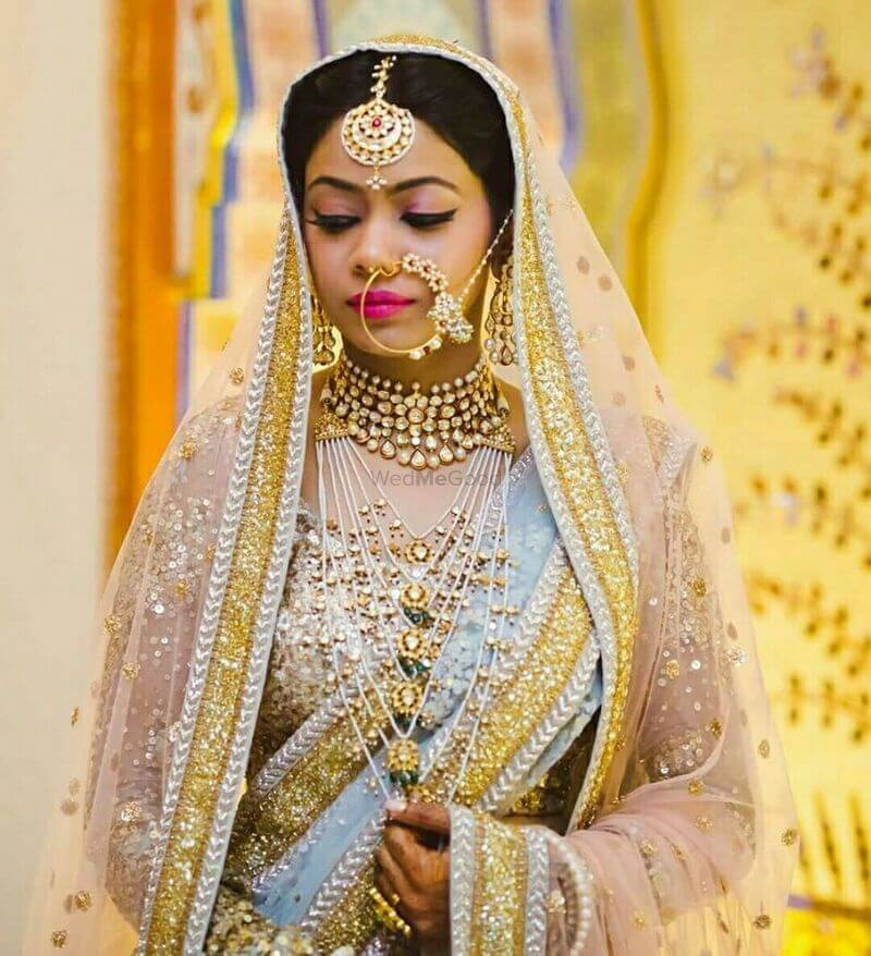 11 Brides Who Wore Pearl & We Just Cannot Take Our Eyes Off