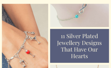11 Silver Plated Jewellery Designs That Have Our Hearts