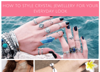 How To Style Crystal Jewellery For Your Everyday Look