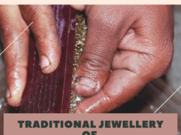 """Traditional Jewellery of Gujarat"""" and how is it made!"""
