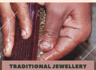 "Traditional Jewellery of Gujarat"" and how is it made!"