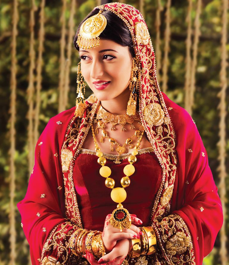 traditional jewellery of Jammu and Kashmir