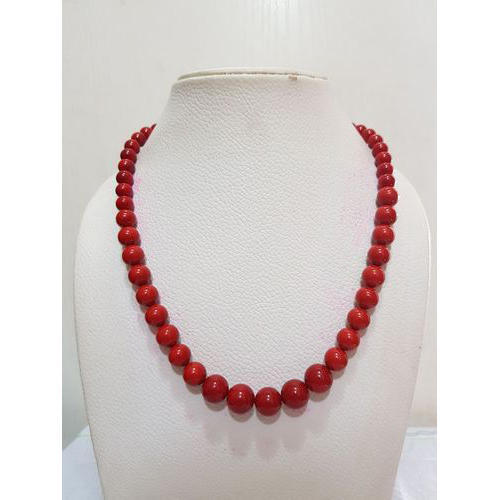 Goa traditional jewellery-coral necklace