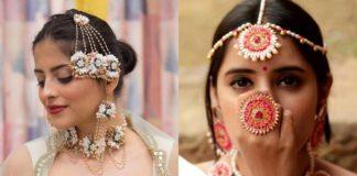 jewellery for haldi