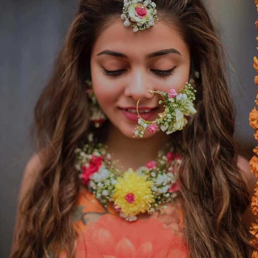 floral nath