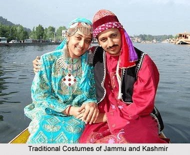 traditional dress in india