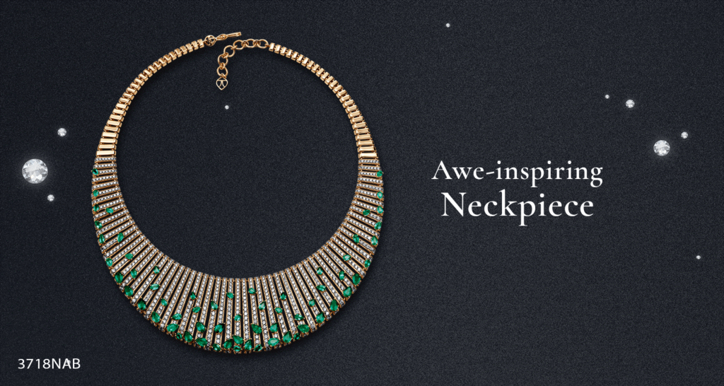 "14 Jaw-Dropping Necklace Designs By ""Tanishq"" That You Must-Have Look At 1"