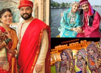 Most-Famous Traditional Dresses & Jewellery Styles Of India