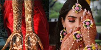 #MehndiJewelleryLooks: 6 Must-Check Out Combinations For Every Bride
