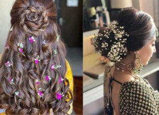 19 Trending Wedding Hairstyles For Girls