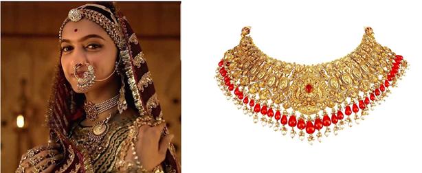 Tanishq Padmavati Collection