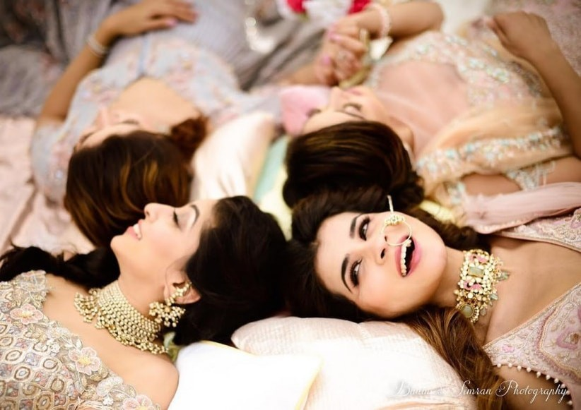 The Complete Guide: How To Pick Bridal Jewellery For Your Lehenga 11