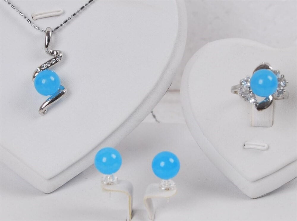 Blue Jewelry Jade