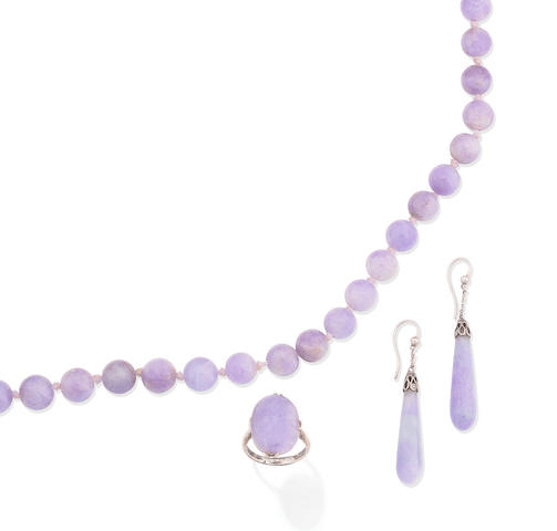 Lavender Jewelry Jade