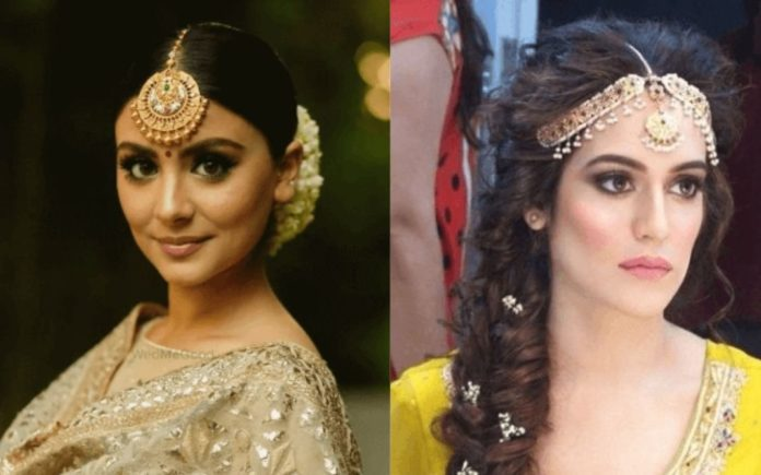 7 Gorgeous Maang Tikka Hairstyles For Your Wedding Look