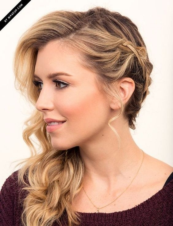 simple hairstyle for women
