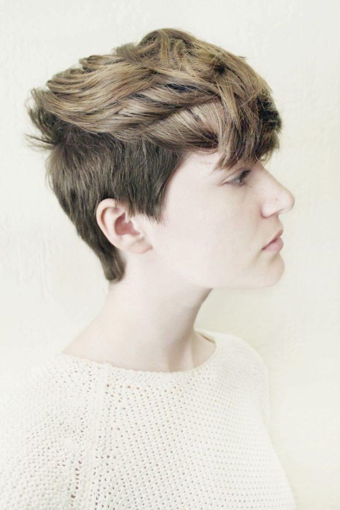 hairstyles in women