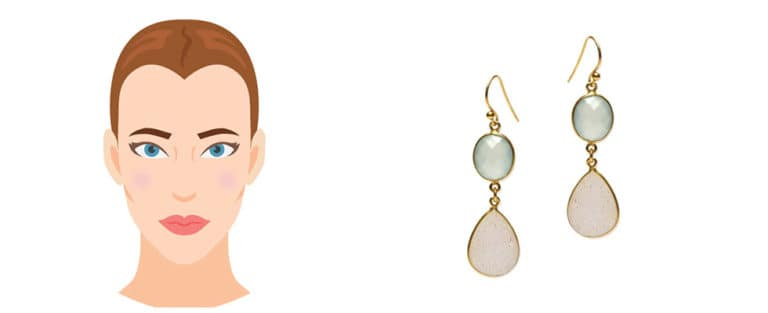 The Ultimate Guide: How To Pick Earrings For Different Hairstyles & Face Shapes