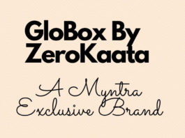 GloBox By ZeroKaata: A Myntra Exclusive Brand