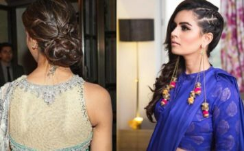 The Complete Guide: How To Pick A Perfect Hairstyle With Saree