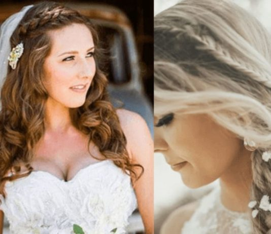 6 Best (And Trending) Hairstyles For Gowns