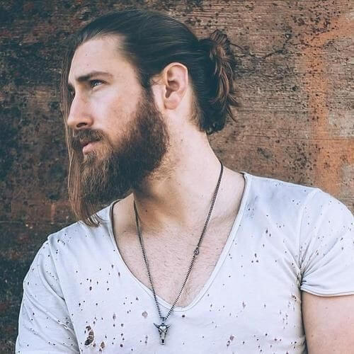 15 Best (& Trending) Hairstyles For Men With Long Hair 1