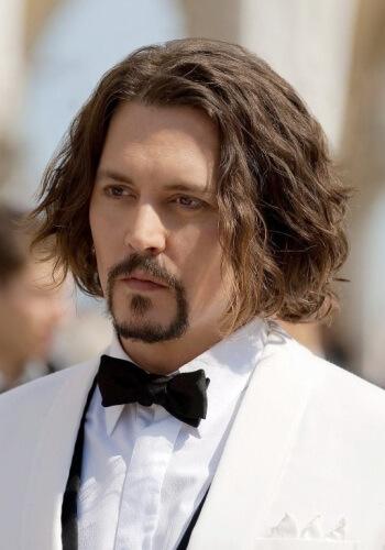 men hairstyle long hair