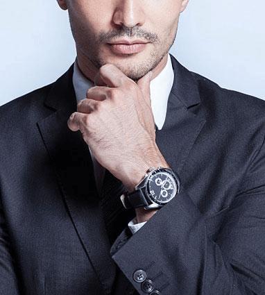 Mens Jewellery: Trending Watches and Bracelets Designs-ZeroKaata Studio