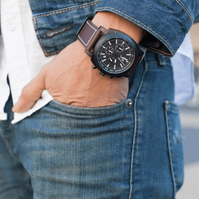 Mens Jewellery: 7 Latest Watches and Bracelets Designs 1