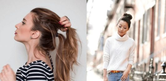 #OhMyDenim: 10 Sassy Hairstyles For Jeans