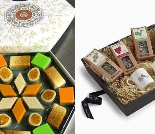Diwali gift packs and diwali gift items