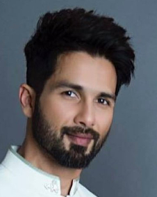 Men's Hairstyle Inspired By Shadid Kapoor- ZeroKaata Studio